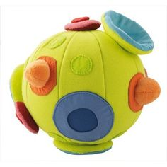 Haba Nubbi Fabric Ball  - Click image twice for more info - See a larger selection  of  Baby play balls  at   http://zbabybaby.com/category/baby-categories/baby-and-toddler-toys/baby-play-balls/ - gift ideas, baby , baby shower gift ideas , kids  « zBabyBaby.com