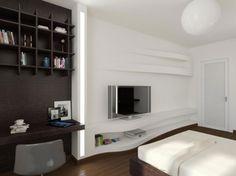 Интерьер квартиры на Ленинском проспекте в Москве - Дизайн интерьеров | Идеи вашего дома | Lodgers