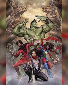 The Asian Connection  @gregpakpix   Download images at nomoremutants-com.tumblr.com  Key Film Dates:: Marvel  - Thor: Ragnarok: Nov 3 2017  - Black Panther: Feb 16 2018  - New Mutants: Apr 13 2018  - The Avengers: Infinity War: May 4 2018  - Deadpool 2: Jun 1 2018  - Ant-Man & The Wasp: Jul 6 2018  - Venom : Oct 5 2018  - X-men Dark Phoenix : Nov 2 2018  - Sonys Silver & Black: Feb 8 2019  - Gambit: Feb 14 2019  - Captain Marvel: Mar 8 2019  - The Avengers 4: May 3 2019  - Homecoming Sequel…
