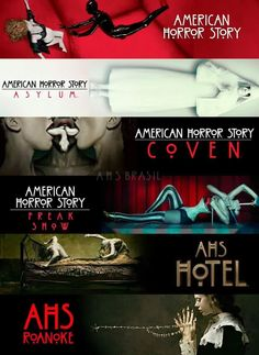 American horror story. Still have seasons 4 through 6 to go but I enjoy this show