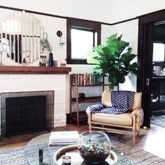 Nice bright living room.