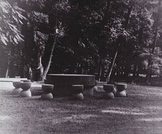 Table of Silence Brancusi Constantin Brancusi, Grand Palais, Modern Sculpture, The Other Side, Romania, Lab, Artists, Art History, Travel