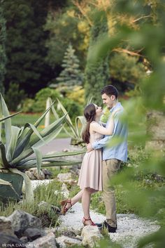 Engagement Photo Shoot - Irina Dascalu Photography