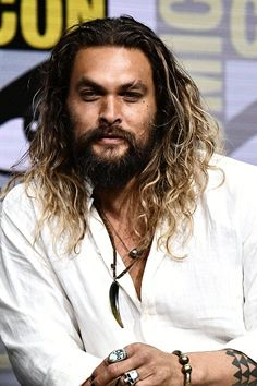 #JasonMomoa #Aquaman  #JusticeLeague #SDCC