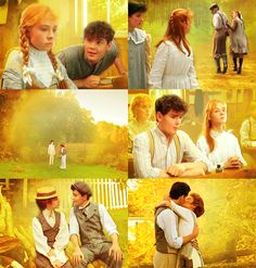 Anne of Green Gables. But it's missing the scene when Gilbert is dying and Anne comes to visits him!
