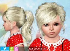 Sims 3 Hair For Toddler (Girl)
