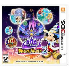 Disney Magical World 2 (Nintendo 3DS)