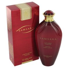 Samsara by Guerlain 6.8 oz perfume Body Lotion for Women NIB #Guerlain