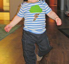 Crazy Clever Baby Bodysuit