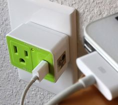 Travel USB Surge Protector by Satechi