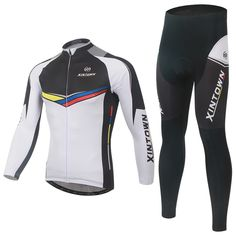 47.76$  Watch now - http://ali5l9.worldwells.pw/go.php?t=32751731971 - Xintown Men Cycling Jersey Polyester Long Sleeve Full Breathable Anti-sweat Spring And Autumn Quick Dry Ropa Ciclismo New  47.76$