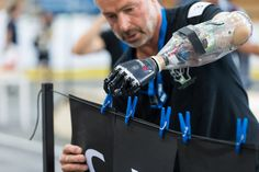 The Championship for Robot-Assisted athletes, Zurich, 8 October 2016 www.cybathlon.com In 21 countries across the globe, hundreds of people are preparing for...
