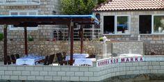 a Restaurant, Outdoor Decor, Home Decor, Croatia, Viajes, Decoration Home, Room Decor, Diner Restaurant, Restaurants