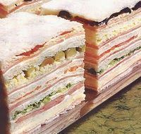 30 Fillers for Sandwich – World Cuisine Cake Sandwich, Sandwich Recipes, Sandwich Ideas, Tapas, Comidas Pinterest, Dinner Sandwiches, Breakfast Sandwiches, Sandwich Fillers, Salads
