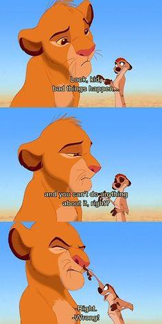 one of my most favorite movies! Lion King Series, The Lion King 1994, Lion King Movie, Disney Lion King, Disney Friendship Quotes, Disney Movie Quotes, Funny Disney Jokes, Disney Memes, Disney Insults