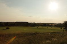 Driving Range Golf Estate, Natural Contour, Water Supply, Sustainability, Golf Courses, Environment, Spa, Range, Sunset