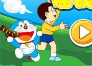 Doraemon & Nobita Adventure | Juegos Doraemon - el gato cosmico jugar
