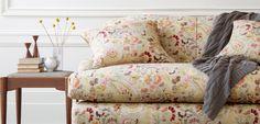 Litchfield Loveseat | Sofas & Loveseats | Furniture | Annie Selke Furniture