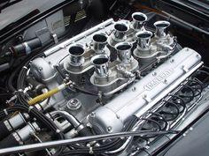 '57 Maserati 450S Costin Zagato Coupe