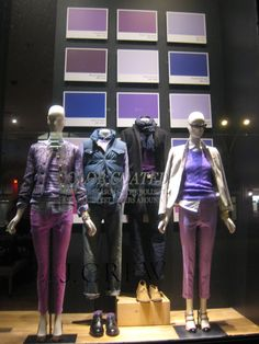 A/W12 ✯NYC✯ Visual Merchandising