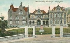 Image result for wellington city parliament Wellington City, Main Entrance, See Through, New Zealand, Maine, Mansions, Buildings, House Styles, Post Card