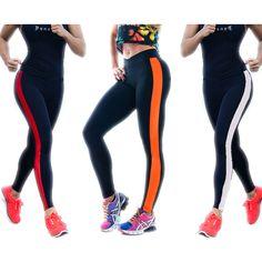 New Style Yoga leggings High Waist Panelled
