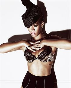 Rihanna one of the women that I have changed.