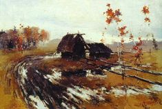 Images Nicolai Fechin Landscapes | Nicolai Fechin ~ Impressionist painter | Tutt'Art@ | Pittura ...