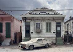 © Robert Polidori, 2732 Orleans Avenue, New Orleans 2005