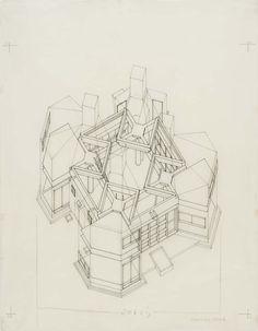 Aluminium house by Toyo Ito, 1970, on the cover of Toshi-Jutaku