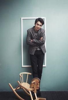 Yoo seung ho actor korean model fashion black smile cute cry ysh yoo seung ho altavistaventures Images