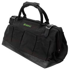 GREENLEE Tool Bag,20x12x10 In,16 Pocket - Tool Bags and Totes - 5KPT0|0158-11 - Grainger Industrial Supply