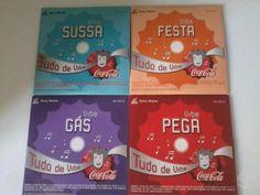 mini cd coca cola - Pesquisa Google