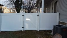 Check out this awesome 6ft Solid Vinyl! It would look great in your yard! Installed in Philadelphia. Come check us out and get a free consultation, from South Jersey's finest fence company. Call now! 856-875-6233
