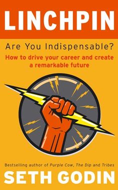 Linchpin by Seth Godin  Can you lead a life without a road map? If so, you will prosper in the new economy? Great insight from all Seth's books.