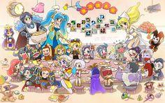 League of Legends children's Day  by ~zhetenghui