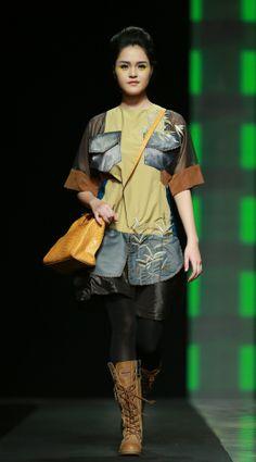 Vietnam Fashion Week FW14 - Ready to wear. Designer: Minh Hanh. Photo: Thanh Dat