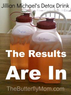 Real results for the Jillian Michael's Detox Drink Cleanse. Healthy Habits, Get Healthy, Healthy Tips, Healthy Choices, Detox Drinks, Healthy Drinks, Health And Beauty, Health And Wellness, Fitness Diet