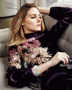 The Olivia Palermo Lookbook : Olivia Palermo for L'Officiel Japan