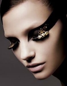 Wonderfull beauty makeup design