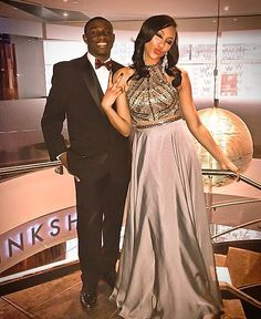 """Chante: """"She said yes to the dress and rocked prom 2K16!!! Thank you Rsvp Prom & Pageant!!!"""""""