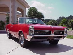 1967 GTO Convertible - Pure Muscle!