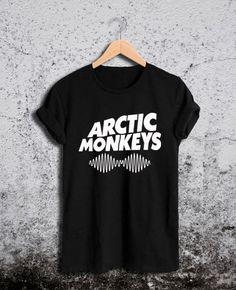 Arctic Monkeys Shirt Arctic Monkeys Band Unisex Tshirt by Ridaar