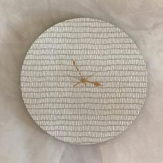 Pitter Patter Clock - 50cm Shop Clocks - Kirsty Badenhorst Interiors | Ikat & Ivory | Online Store Ikat, Clocks, Decorative Plates, Ivory, Interiors, Tableware, Handmade, Shopping, Home Decor