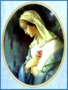 ORACIONES MILAGROSAS Y PODEROSAS: ORACIÓN A MARÍA ROSA MÍSTICA PARA URGENTES NECESIDADES Y PROBLEMAS