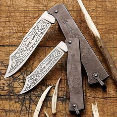 "The french ""Douk-Douk"" knife on Garrett Wade. $27"