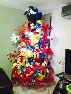 Pino de Navidad Disney, pino Mickey mouse