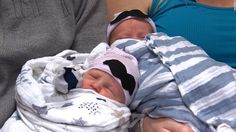 👼👼❤🍷  Twin boys in Arizona were born in different years. One was born at 11:51 p.m. on New Year's Eve and the other at 12:01 a.m. on New Year's Day.