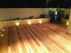 Deck Design Ideas - Photos of Decks. Browse Photos from Australian Designers & Trade Professionals, Create an Inspiration Board to save your favourite images. Deck Design, Garden Design, House Design, Deck With Pergola, Diy Pergola, Pergola Ideas, Spotted Gum Decking, Hardwood Floors, Flooring
