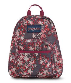 JanSport Half Pint Backpack Red Light - Backpacks at Academy Sports Mochila Jansport, Jansport Backpack, Mini Backpack, Mini Mochila, Day Backpacks, Half Pint, Backpack Online, Purses And Bags, Floral Tops